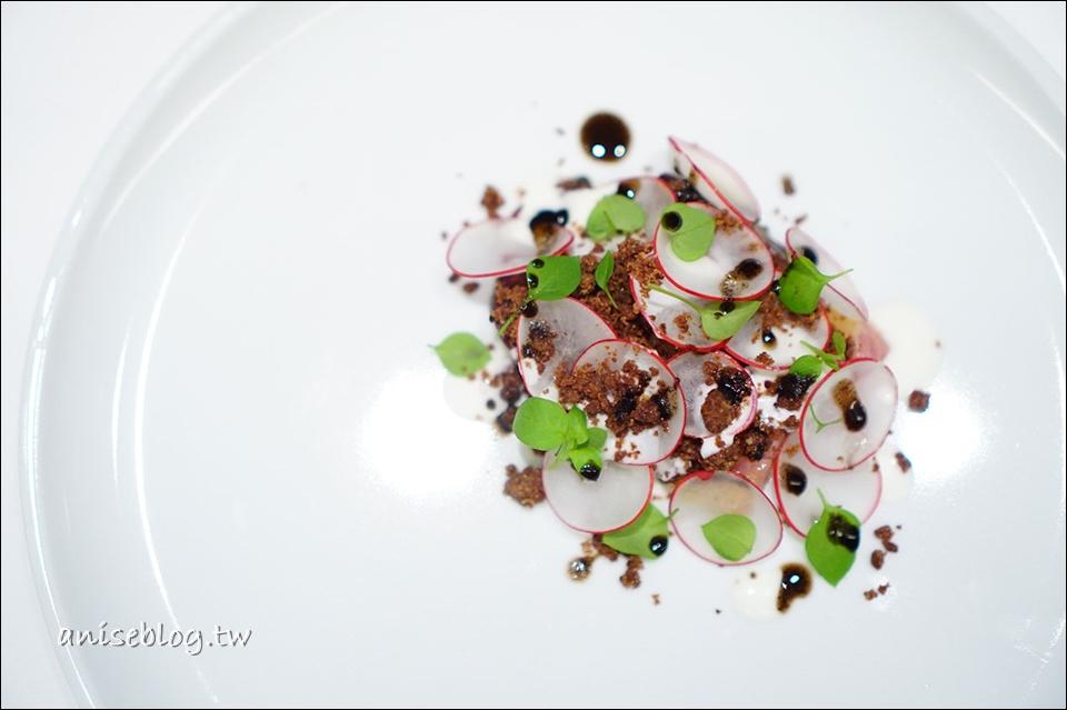 東京法國料理推薦 | Abysse,以海鮮為主的原創法餐