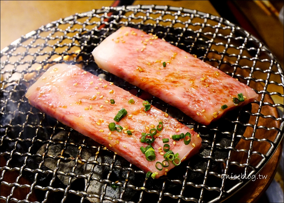 新宿燒肉推薦 | 黑毛和牛炭火燒肉・新宿柳苑,大份量大食怪專用