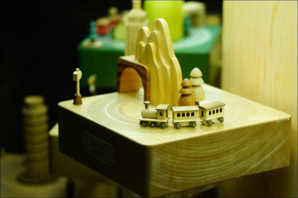 木育森林,Wooderful life華山門市,知音文創DIY手做音樂鈴,台北親子旅遊室內景點(姐姐遊記)