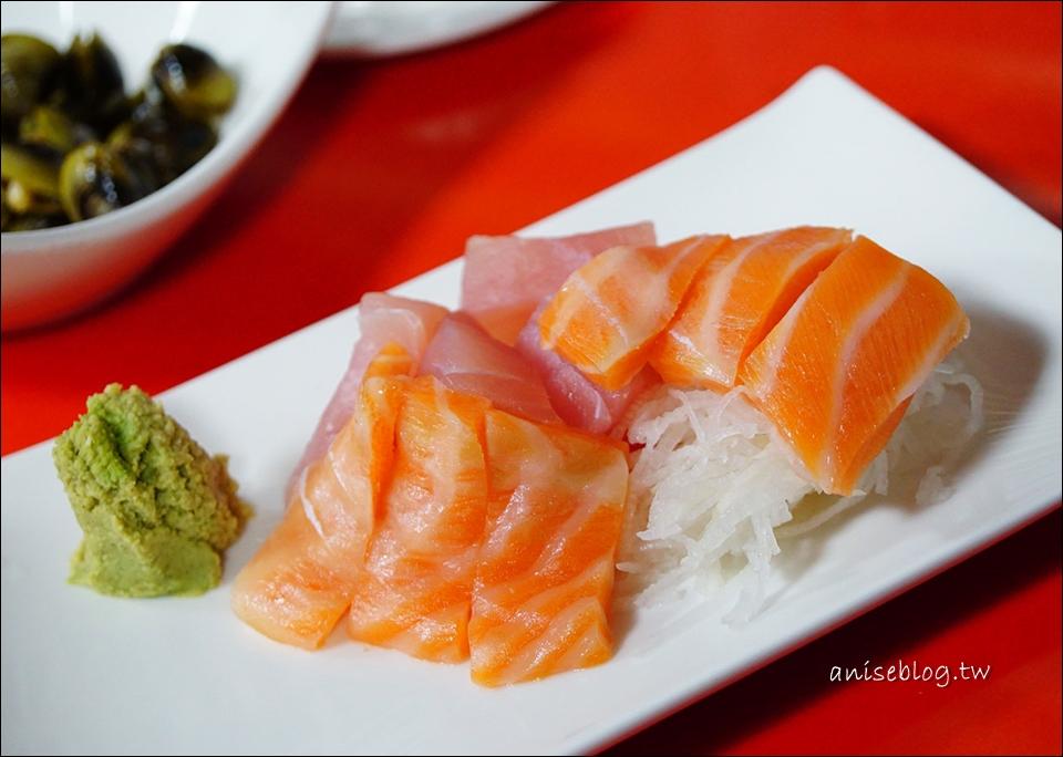 嘉義人的宵夜:阿漢生魚片,山珍海味一次搞定