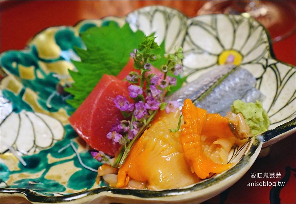 東京米其林一星 | 割烹鈴木,大師級的精湛料理,不吃可惜!