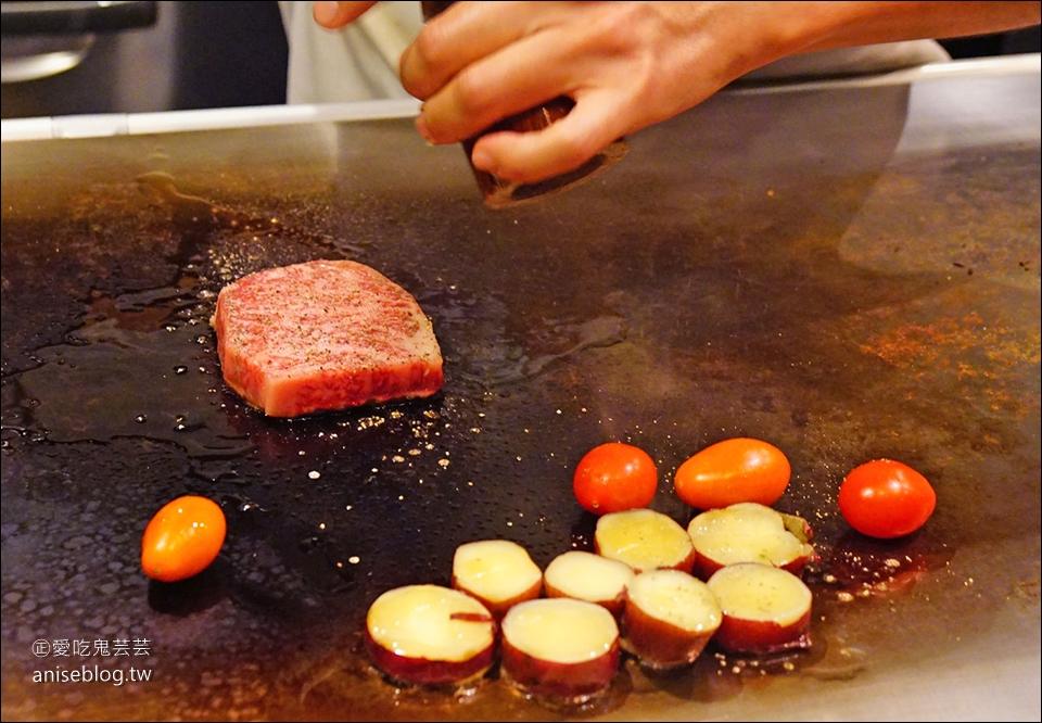 東京高田馬場鐵板燒,慶祝用的大餐專門店