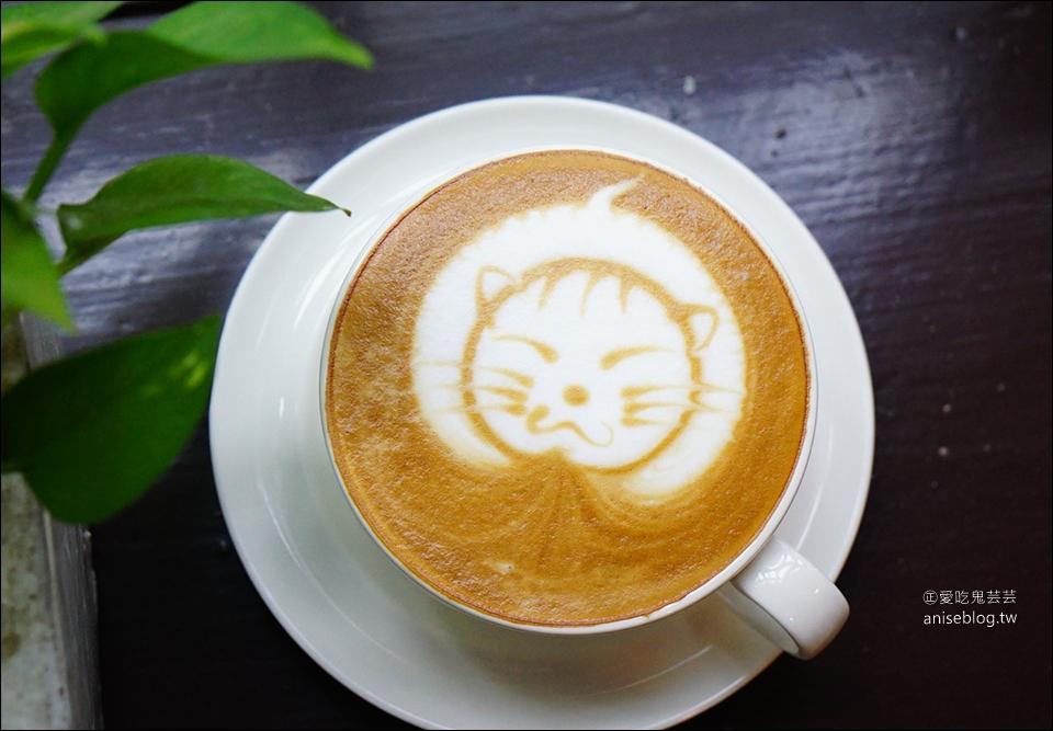 嘉義咖啡 | AMON 咖啡所,好咖啡 x 傳統糕點,有想法的咖啡店