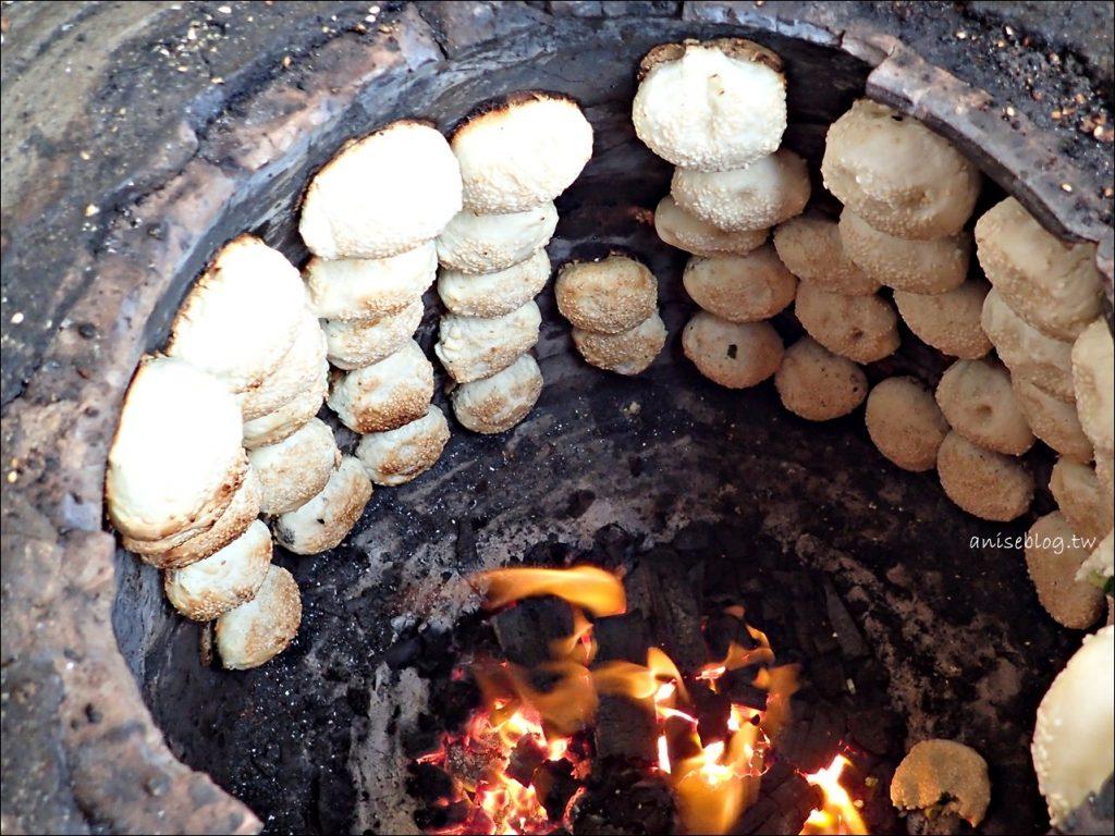 張吳記麵餅舖,黃橋燒餅、蟹殼黃、魚丸餛飩湯,中正紀念堂美食老店(姊姊食記)