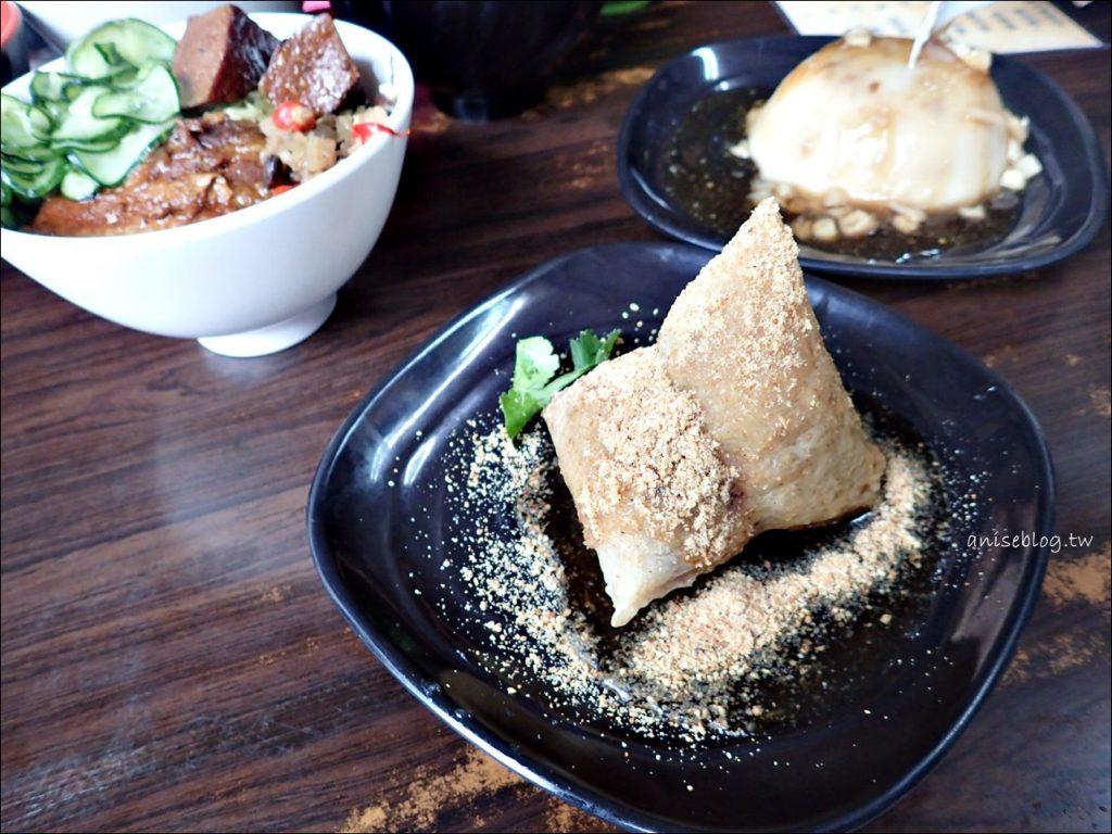 一甲子餐飲,控肉飯、麻豆碗粿、刈包,2020米其林必比登(姊姊食記)