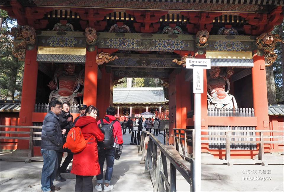 【鑽石之路】世界文化遺產 | 日光東照宮,德川家絢爛華麗的廟宇