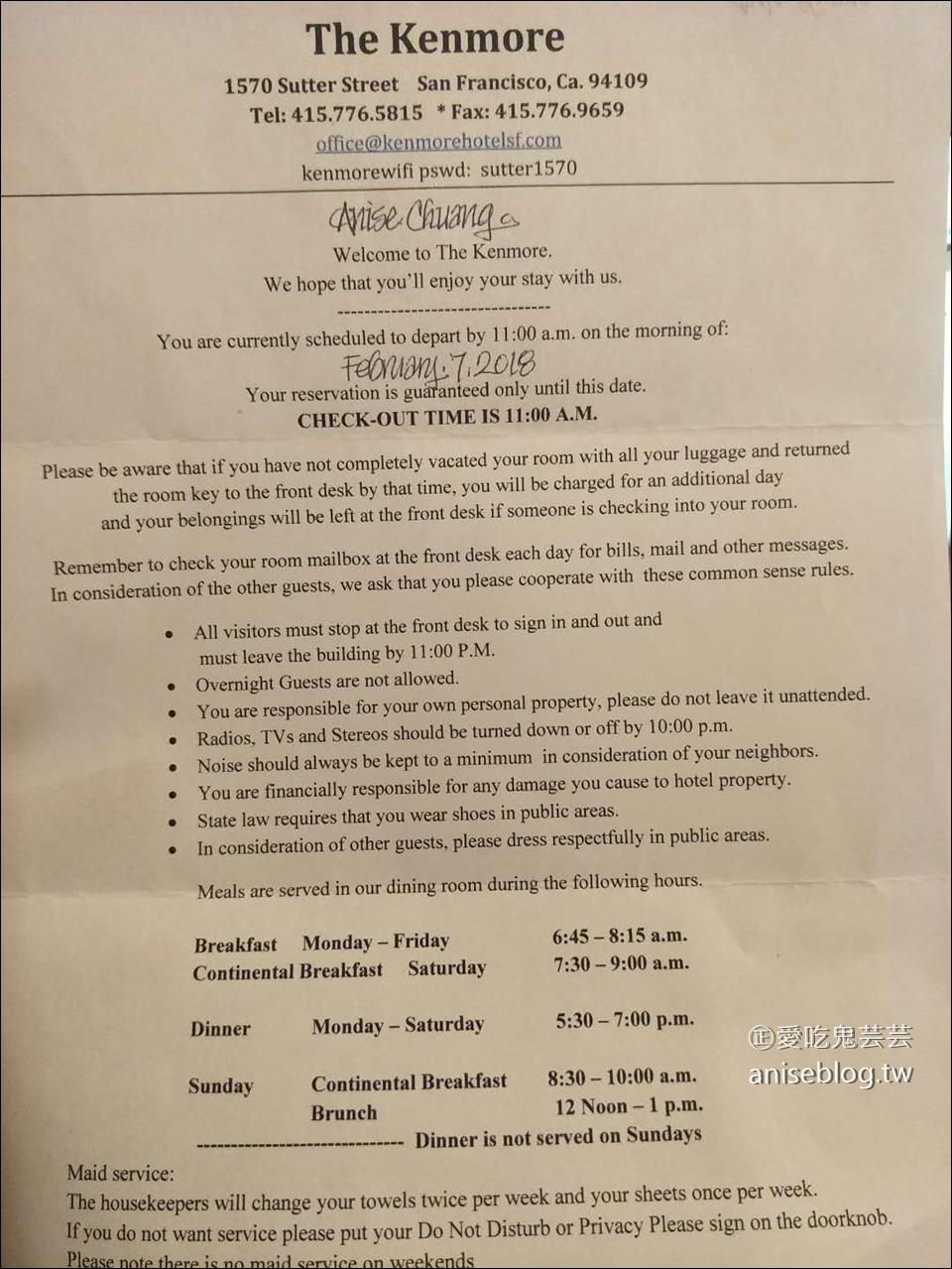 舊金山遊學 | 住宿(含早晚餐)以及行前注意事項(自助家遊學網 x Embassy)