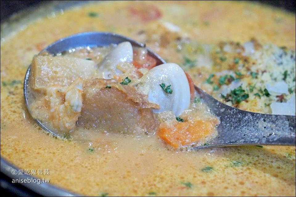 請請義大利餐廳 | 自己的尾牙自己辦,終於擺脫食運不佳的噩運!