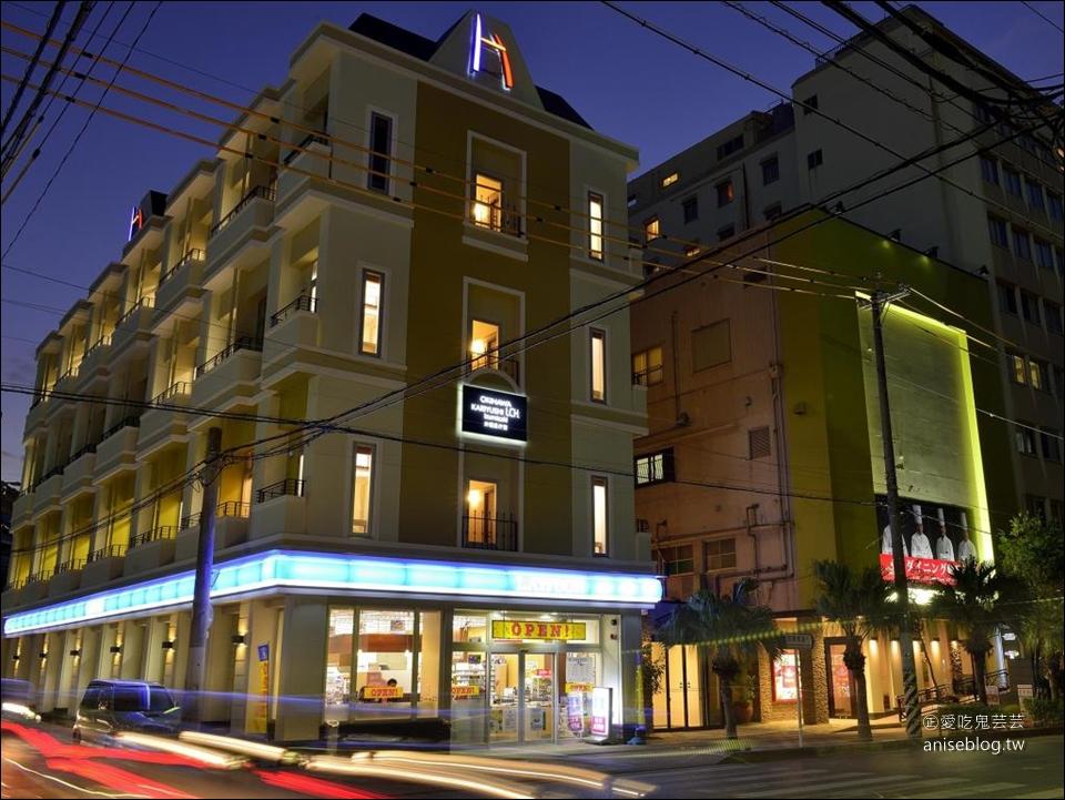 沖繩平價住宿推薦 | 國際通旁沖繩喜璃癒志LCH飯店,評價9.0分,有無障礙房