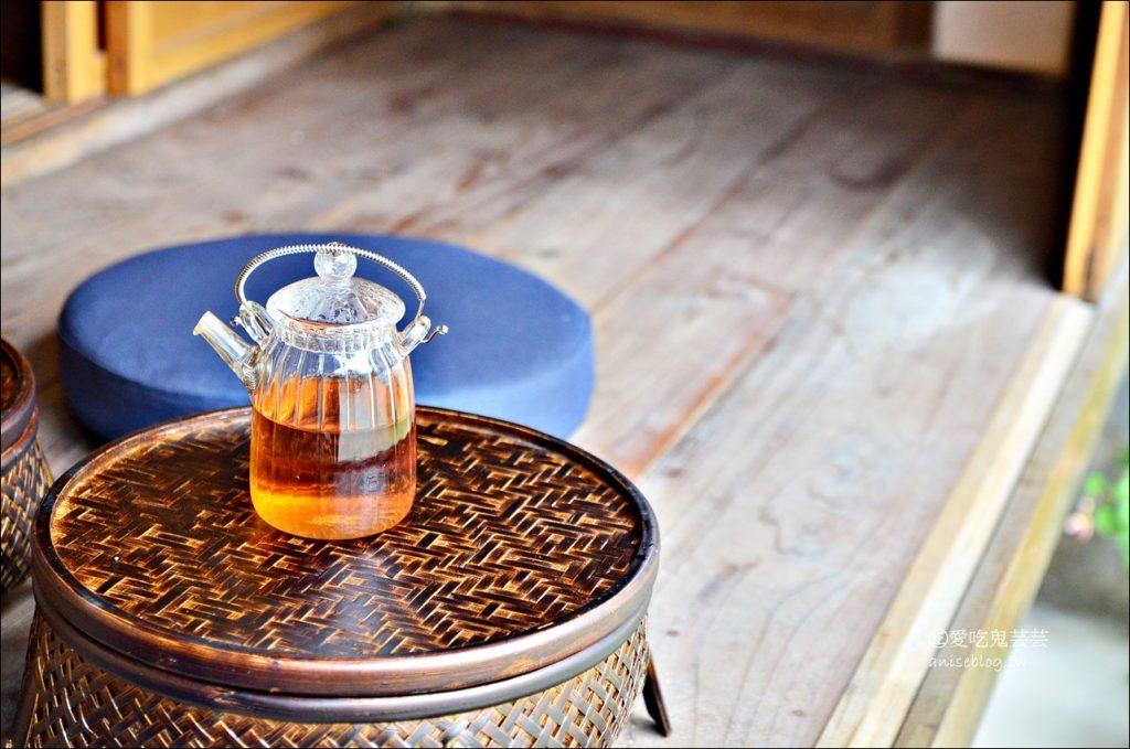 合興八十八亭,傳統糕點化身優雅下午茶,新富町文化市場,萬華三水街美食(姊姊食記)