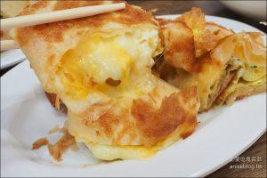 今日熱門文章:興安四海豆漿 | 酥皮蛋餅是招牌 (宵夜/早餐)