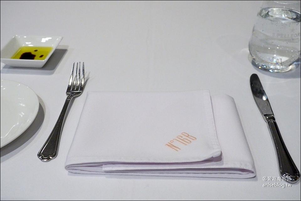 【2018美國牛排月】限定優惠 | 迷戀春夏 美國頂級紐約客海陸套餐@ No°168 Prime 牛排館