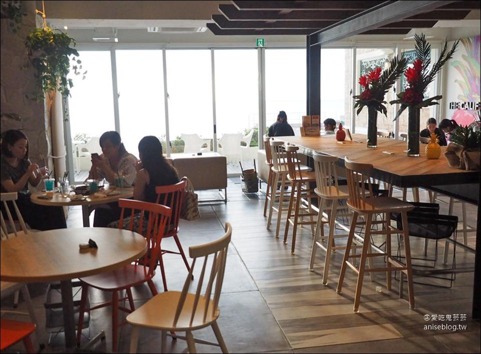 沖繩美國村 | The calif kitchen 沖繩無敵海景咖啡廳 (文末菜單)