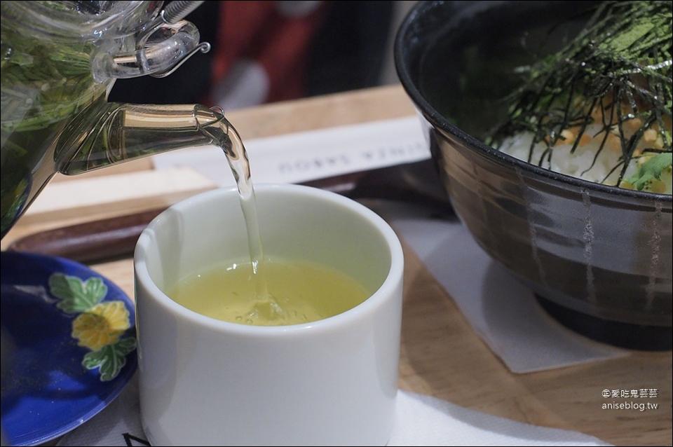 櫻花妹IG打卡熱門點,銀座SALON GINZA SABOU 日本庭園抹茶甜點+春天限定櫻花甜點