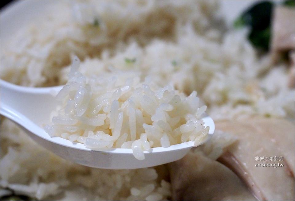 慶城海南雞飯,蔥薑醬無敵啊!
