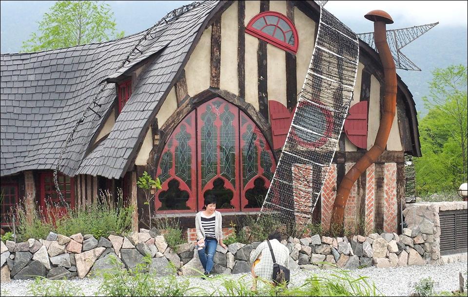 山姆先生咖啡館,花蓮童話屋 (Mr. Sam ),台9線226.5公里處的可愛咖啡廳