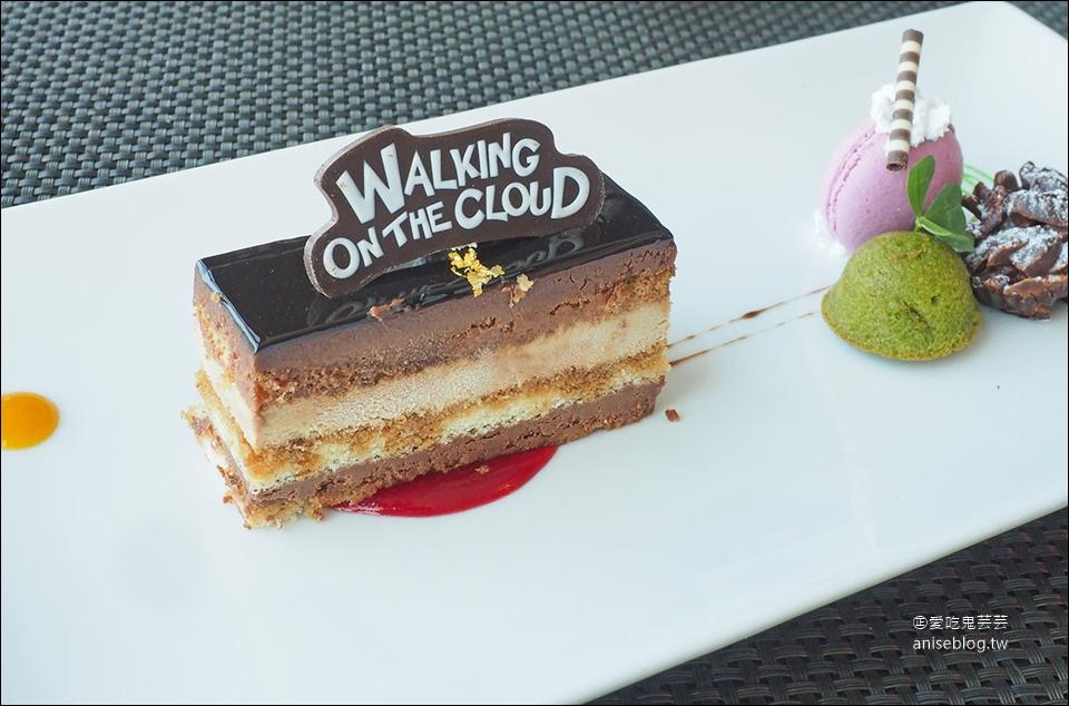 汝矣島高樓層餐廳  | 63 大廈漫步雲中餐廳 Walking on the Cloud