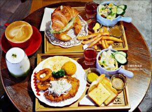 今日熱門文章:甜福早午餐Fuku Brunch,板橋江子翠站人氣美食(姊姊食記)