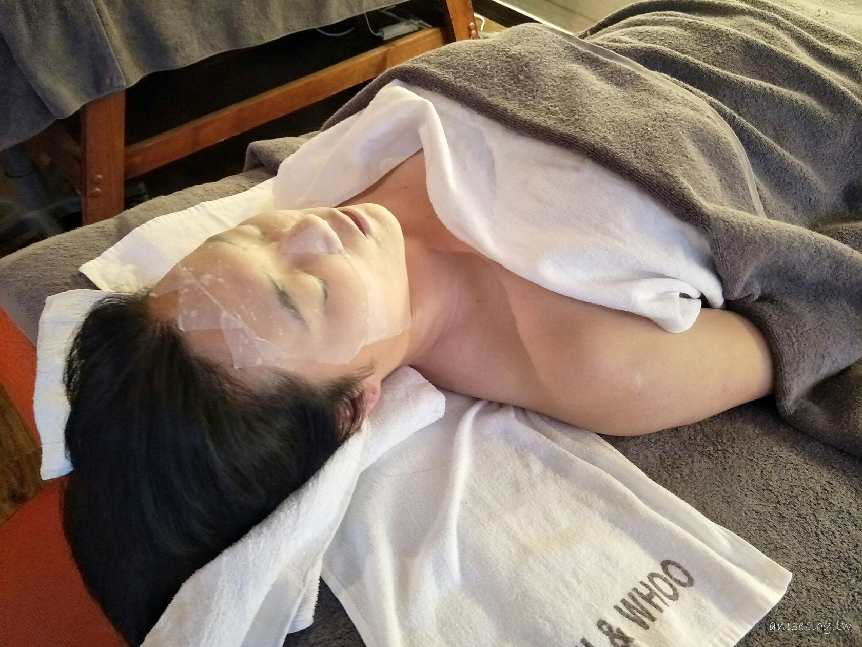 首爾SPA做臉 | 韓國頂級保養品牌后Whoo SPA 當貴婦!其實高貴不貴.. (跌倒阿姨遊記)
