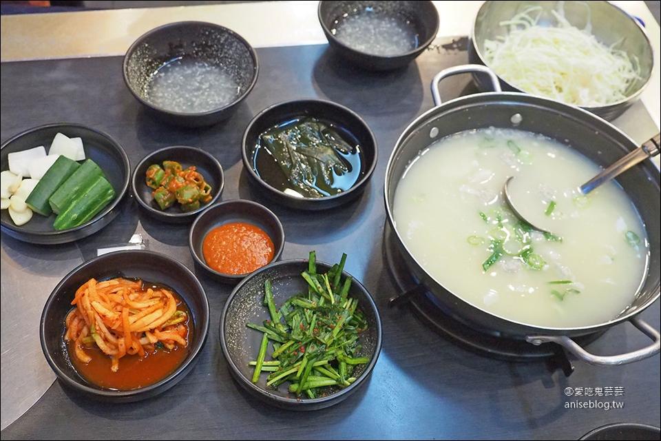 首爾滿足五香豬腳,2018米其林必比登推介果然超值好吃!