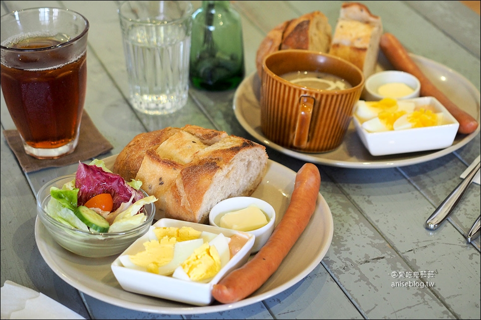 森山舍 | 花蓮早午餐,林務局宿舍改建的優雅早午餐店