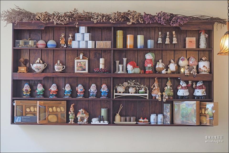 童話裡的森林蘑菇屋 | 花見幸福超浪漫童話小屋
