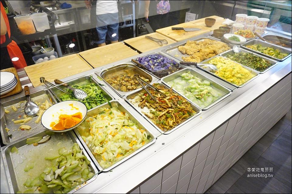 東區小吃 | 荷月食堂,高級版便當店(已歇業)