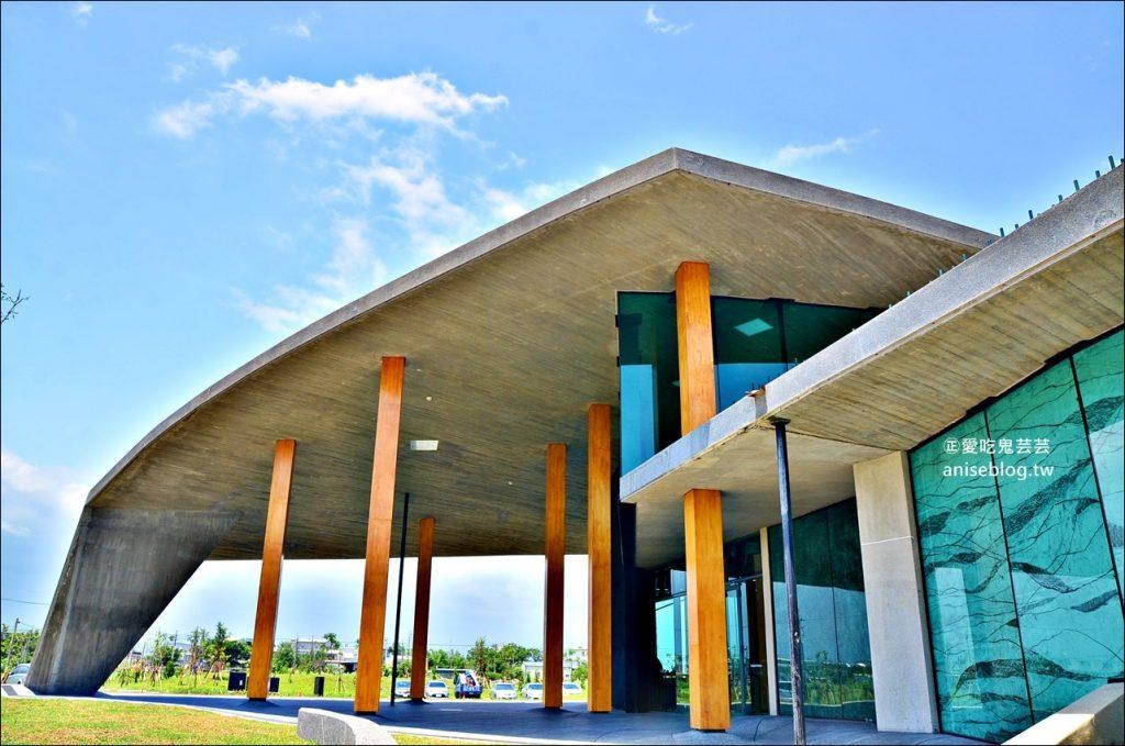壯圍沙丘旅遊服務園區,宜蘭新室內景點,無限想像的異度空間(姊姊遊記)