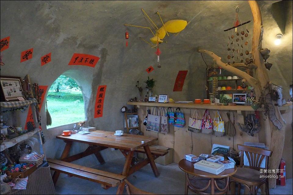 大農大富蟻窩 | 可愛的裝置藝術&手沖咖啡 (外掛美好花生)