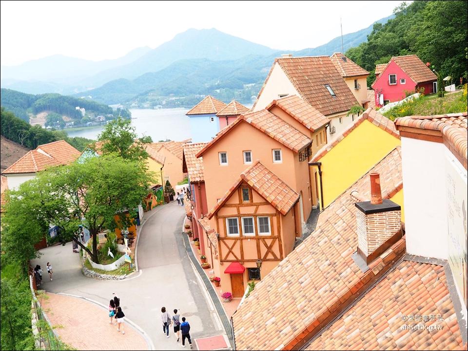 夢幻小法國村+浪漫南怡島+風景秀麗railroad一日遊,首爾經典行程一天搞定!