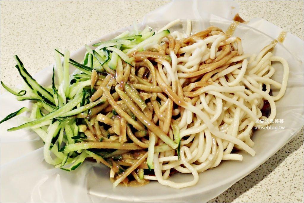 周家四川涼麵,象山山腳下的平價小吃,信義區松仁路美食(姊姊食記)