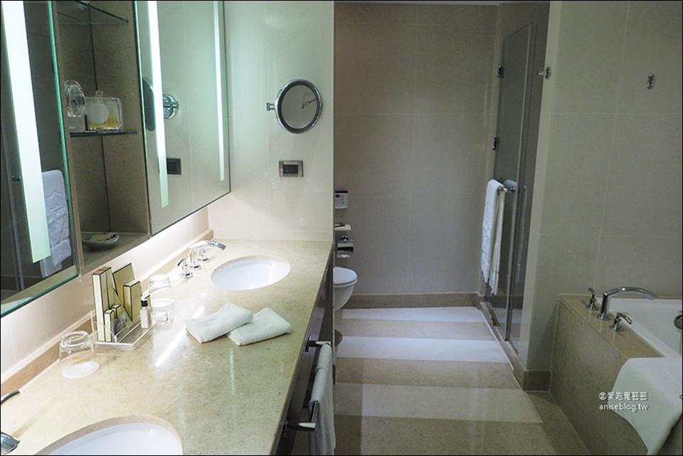 台南住宿 | 香格里拉台南遠東國際大飯店,超舒適讓人離不開的飯店