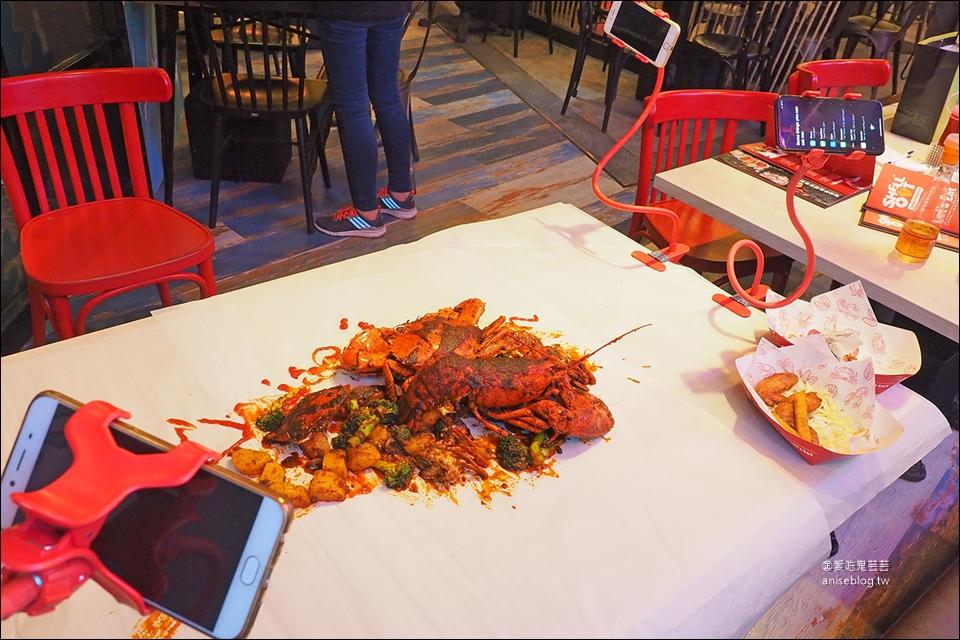 SHELLOUT 馬來西亞超夯手抓海鮮登台,用手豪邁的抓海鮮吃吧!😍 (文末菜單)