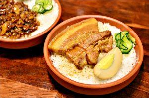 今日熱門文章:羅東大方食坊,陶碗蒸飯、滷肉飯控肉飯,手工醬油在地好食(姊姊食記)