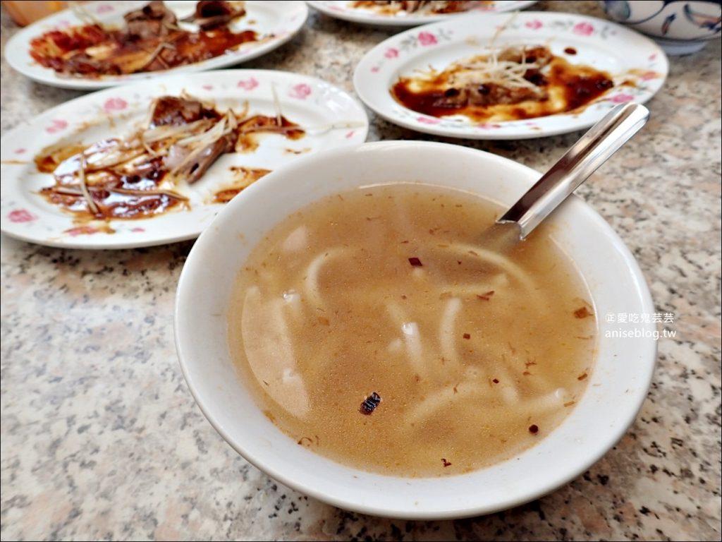 勇伯米苔目黑白切,華西街老店古早味早餐,萬華區美食(姊姊食記)