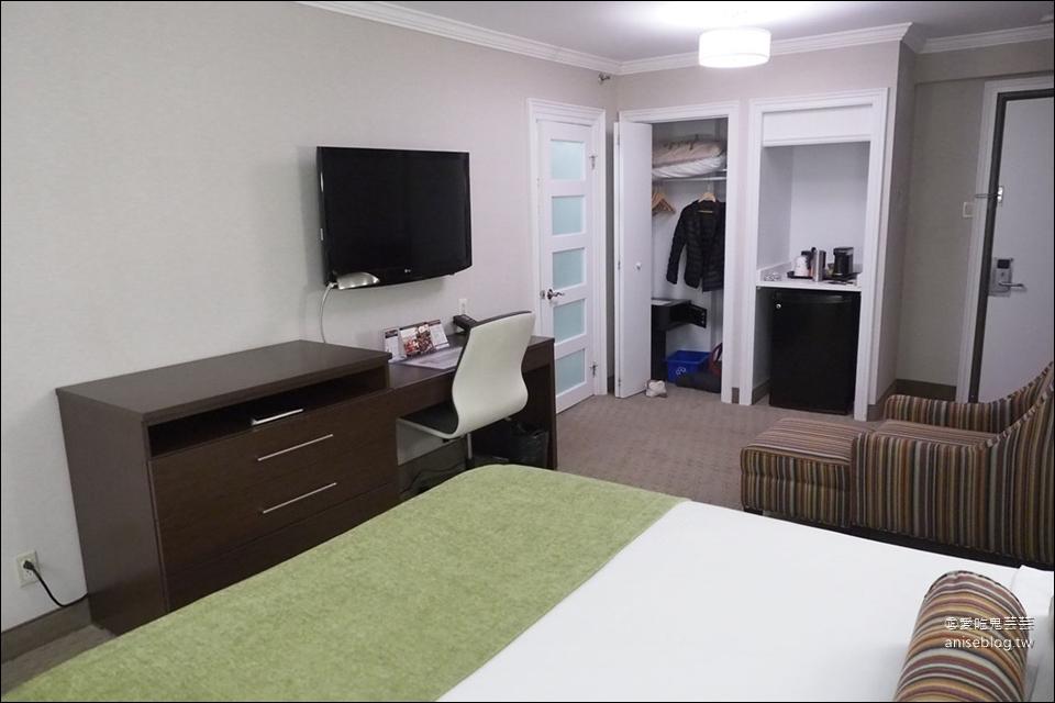 蒙特婁Montreal住宿推薦 | 交通便利、最佳西方維莉瑪利套房飯店 (Best Western Ville-Marie Hotel and Suites)