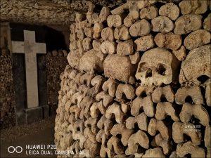 今日熱門文章:巴黎地下墓穴 | 世界上最大的死人骨頭堆放區 (14區)