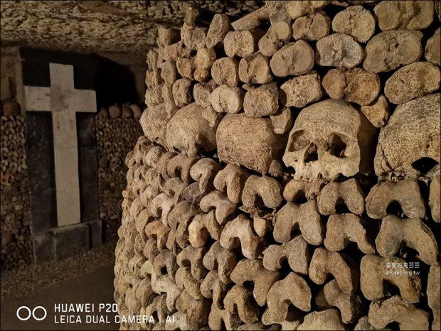 巴黎地下墓穴