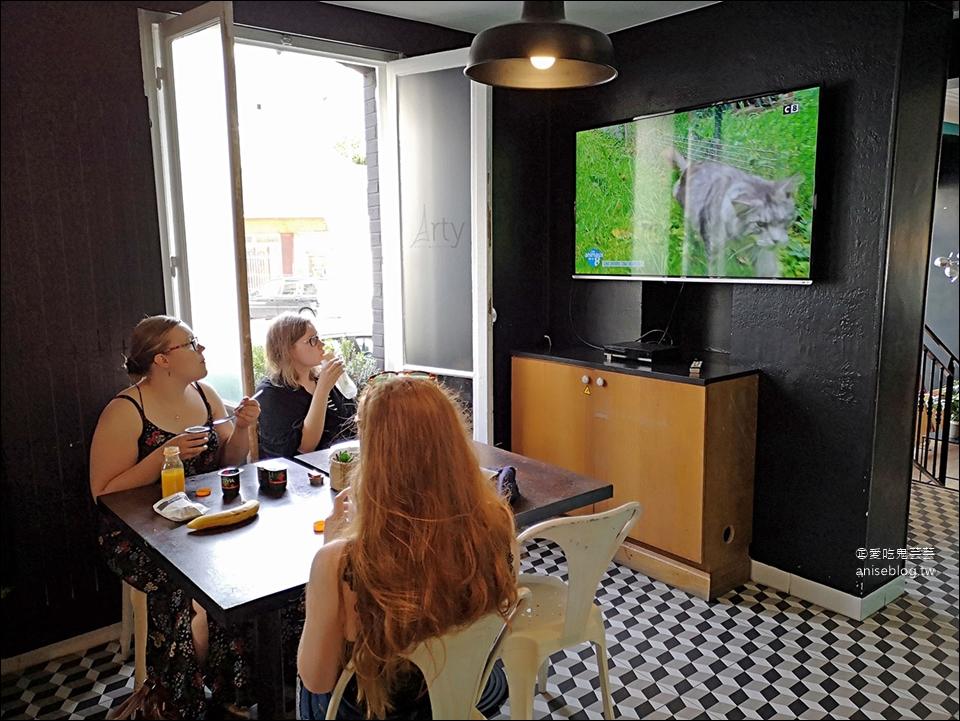 巴黎平價住宿推薦   Arty Paris ,15區安全住宅區域飯店