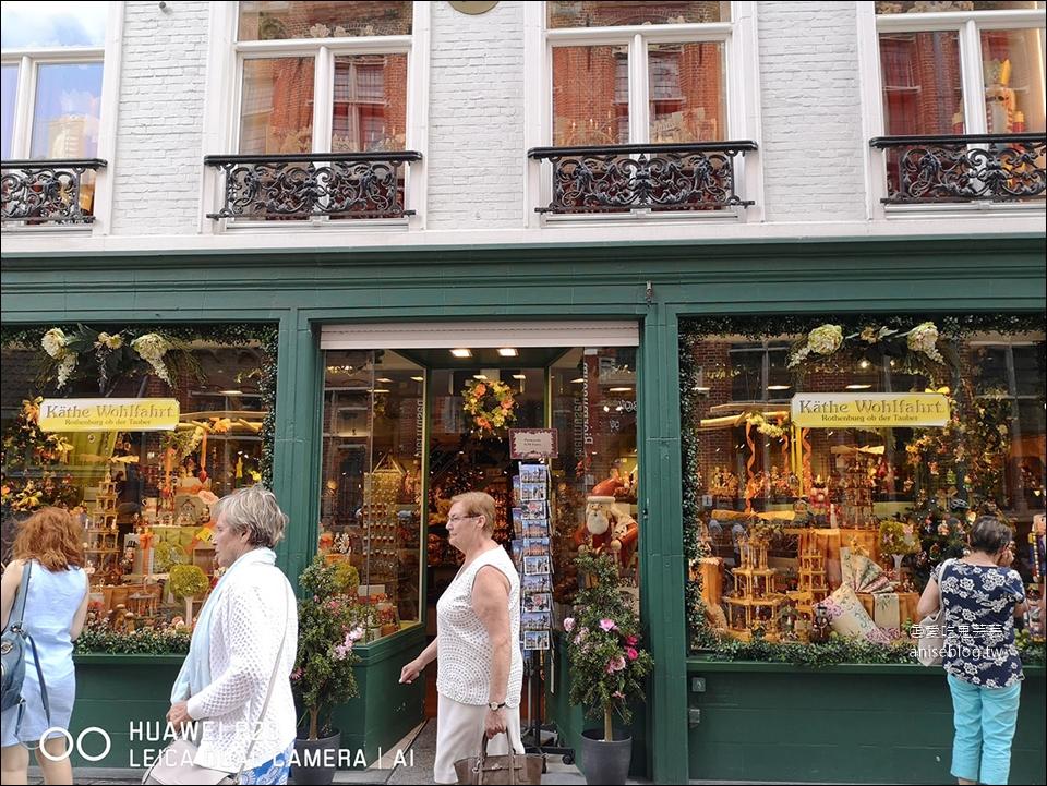 比利時布魯日一日遊 | 可愛得像童話故事的鮮豔彩色小鎮,大推薦北方威尼斯!(小鎮太美圖多,慎入!)