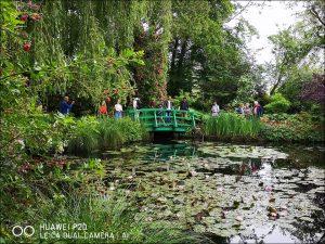今日熱門文章:莫內花園(含交通),走進莫內的畫作-睡蓮池裡面 (圖多)