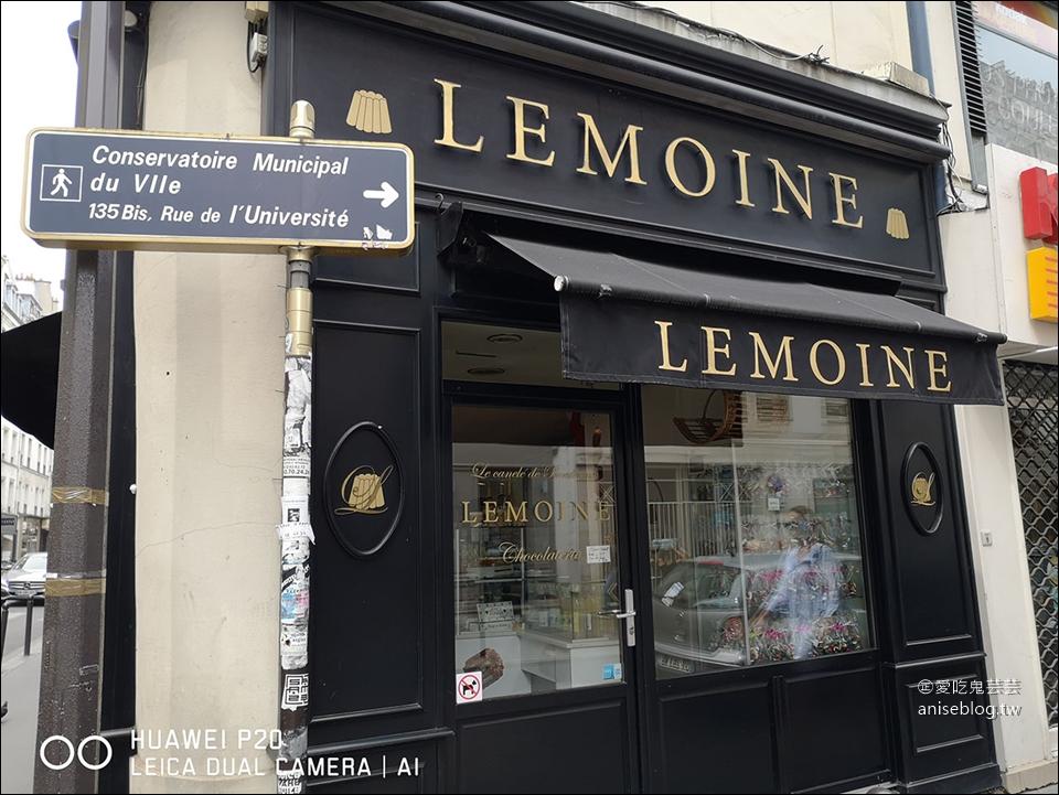 巴黎No2可麗露LEMOINE、巴黎最老甜點店Le Moulin de la Vierge、超人氣甜點店Carl Marletti
