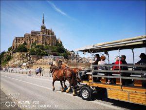 今日熱門文章:聖米歇爾山一日遊 | 天主教徒聖地,絕美山城,世界文化遺產