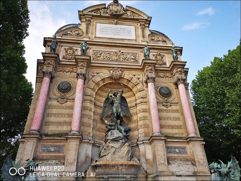 聖米歇爾噴泉
