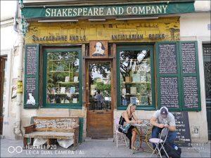 今日熱門文章:巴黎   莎士比亞書店、聖米歇爾噴泉