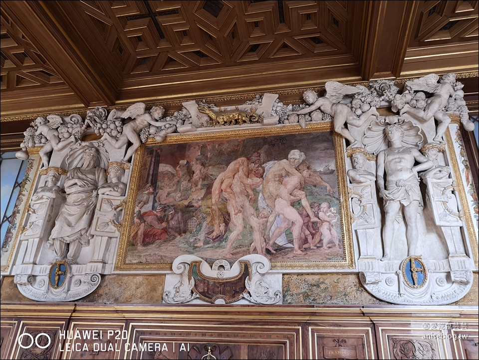 巴黎 | 楓丹白露宮、子爵城堡(一定要登頂)一日遊