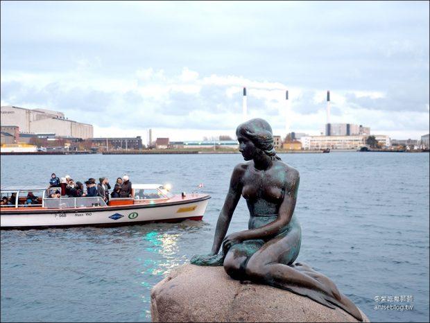 哥本哈根住宿推薦   奧斯特爾波特飯店 (Hotel Osterport),近小美人魚、皇宮 @愛吃鬼芸芸