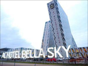 今日熱門文章:哥本哈根住宿推薦 | 貝拉天空萬豪AC設計酒店 ( AC Hotel Bella Sky Copenhagen),距機場近