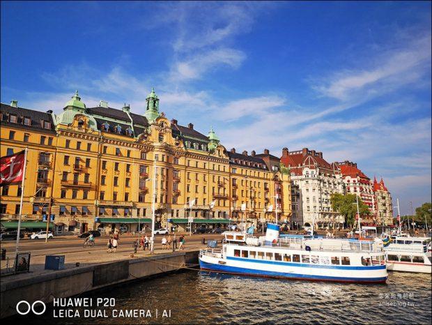 斯德哥爾摩交通卡,免費搭乘交通渡輪暢遊斯德哥斯摩群島 @愛吃鬼芸芸