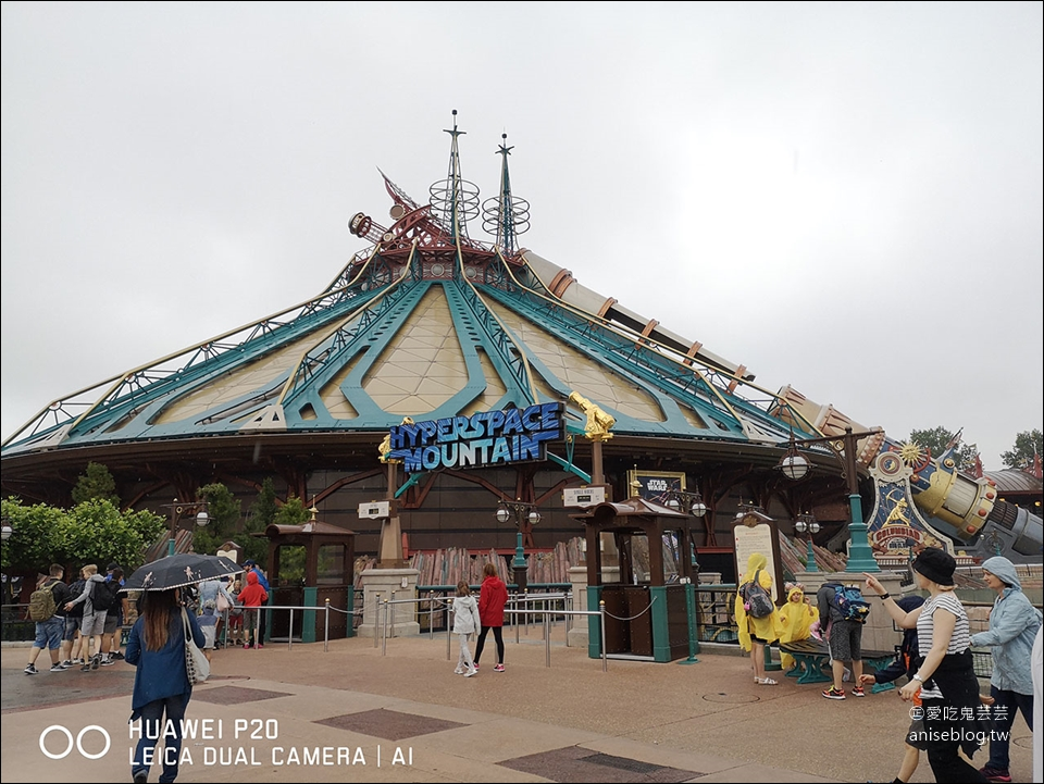 法國巴黎迪士尼一日雙樂園嗨翻天!(含巴士接送)